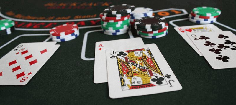 jugada ganardora 21 blackjack