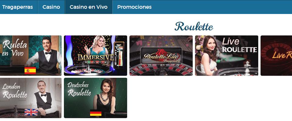 Casino1 Tragaperras