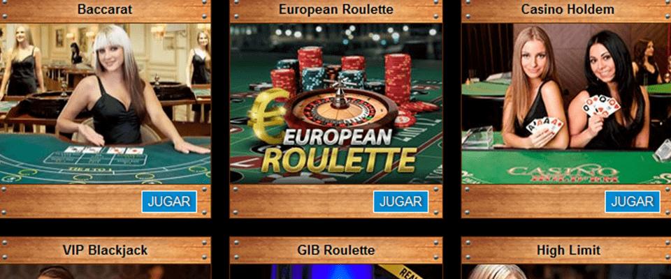 Company Casino tragaperras