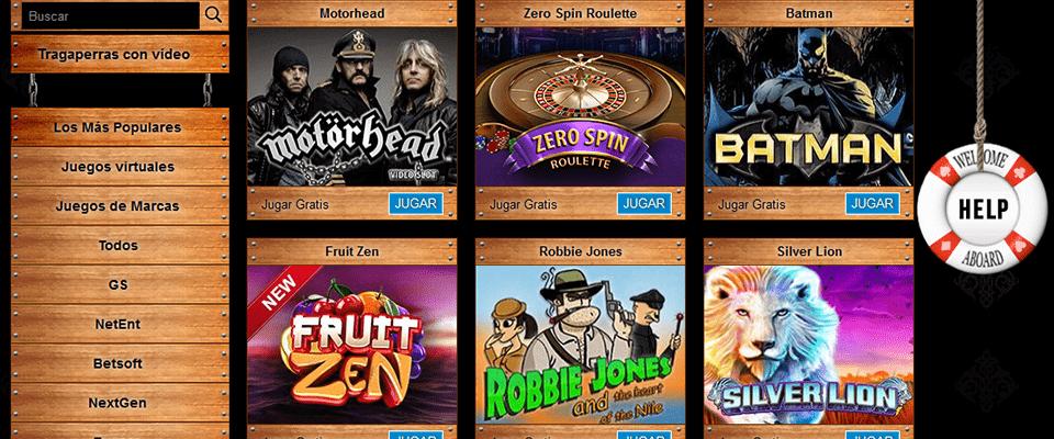 Company Casino en vivo