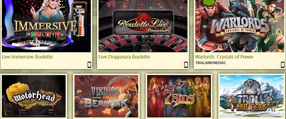 juegos casino extra
