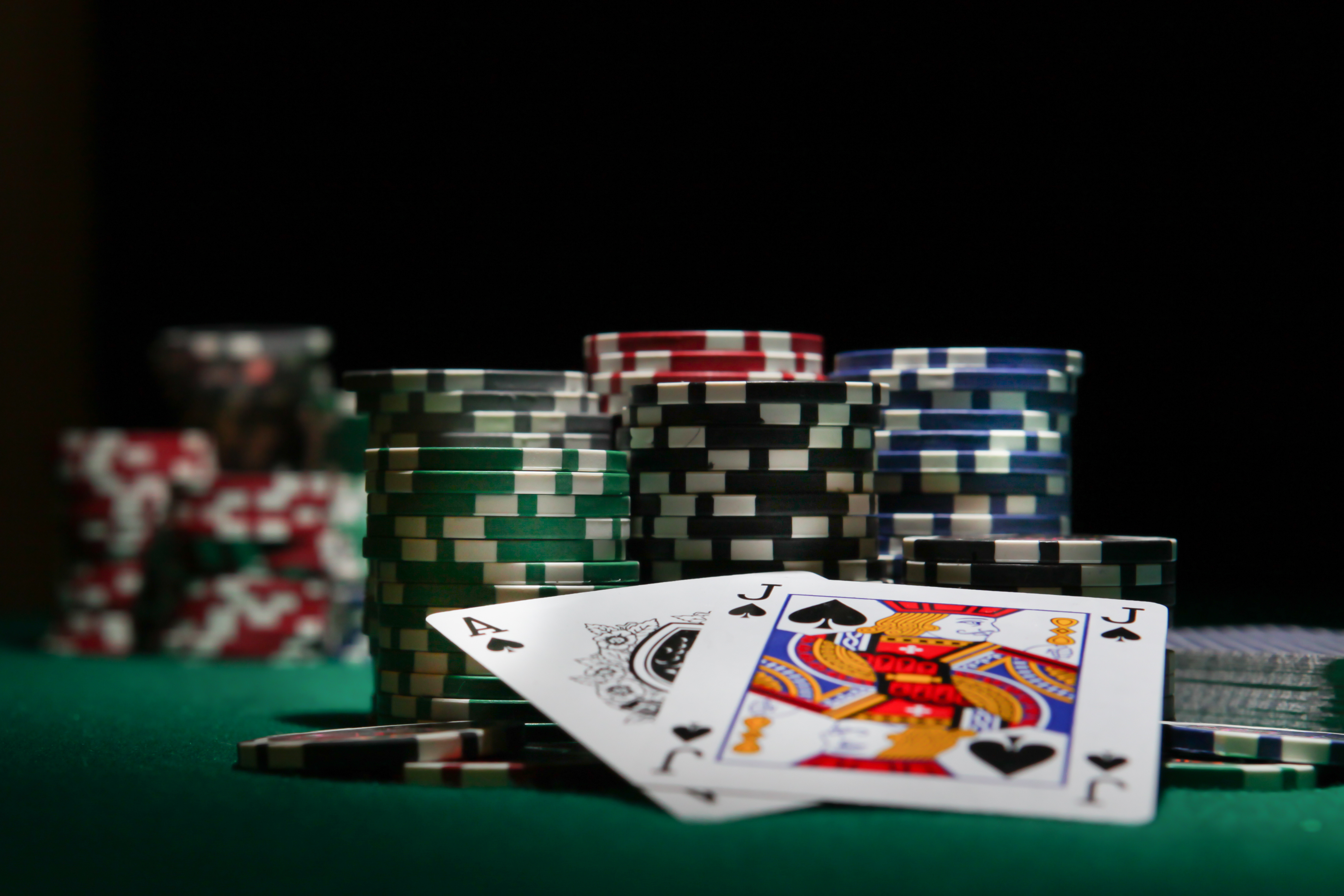 fichas de apuestas de dinero real en blackjack online