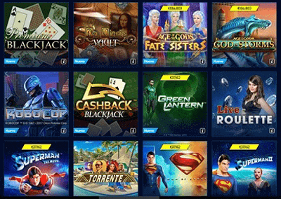 william hill juegos