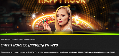 Ruleta en vivo 888Casino